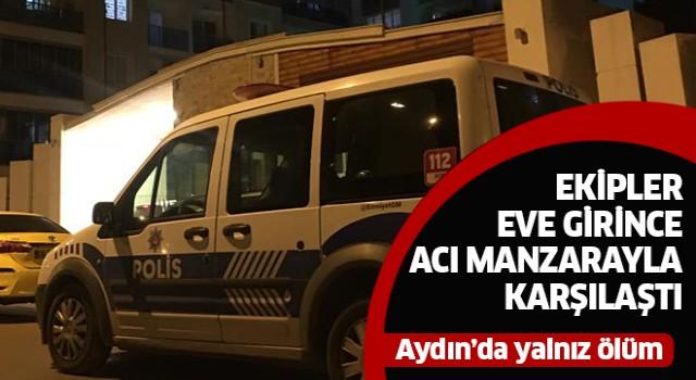 Aydın'da yalnız ölüm