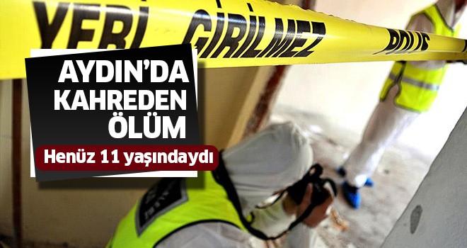 Aydın'da kahreden ölüm!'