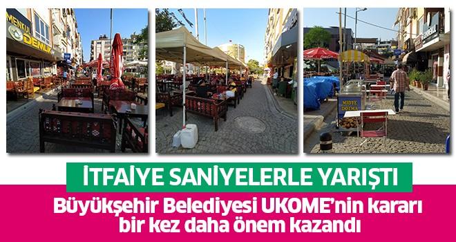 Büyükşehir Belediyesi UKOME'nin kararı bir kez daha önem kazandı