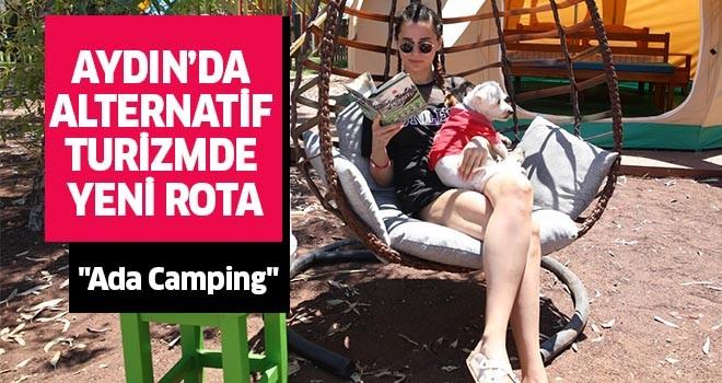 Ada Camping, Kuşadası'nın yeni yüzü oldu