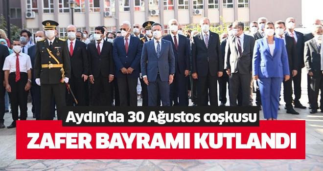 30 Ağustos Zafer Bayramı kutlandı