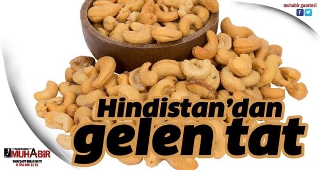 Hindistan'dan gelen tat