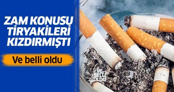 Sigara ilgili yeni karar Resmi Gazete'de yayımlandı