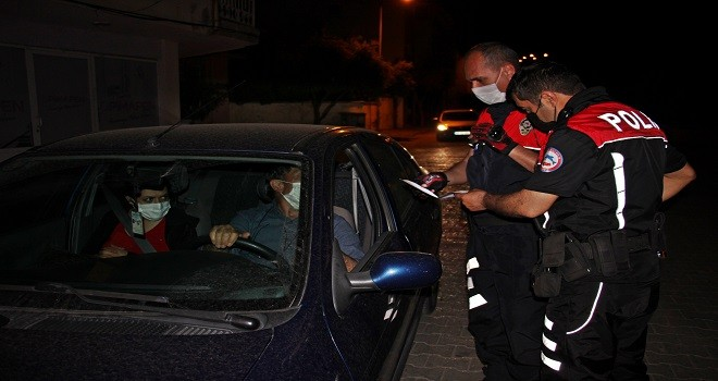 Aydın'da tedbirlere uymayanlara 1 milyon lira ceza kesildi