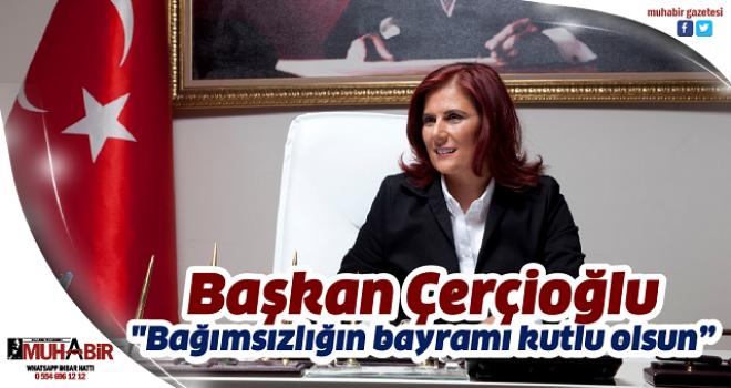 Başkan Çerçioğlu,