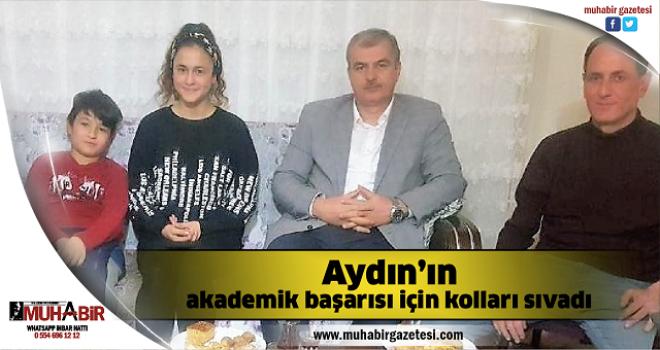 Aydın'ın akademik başarısı için kolları sıvadı