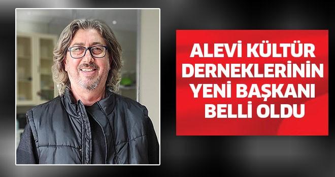 Alevi Kültür Derneklerinin yeni başkanı belli oldu