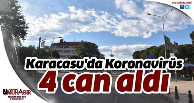 Karacasu'da Korona virüs 4 can aldı