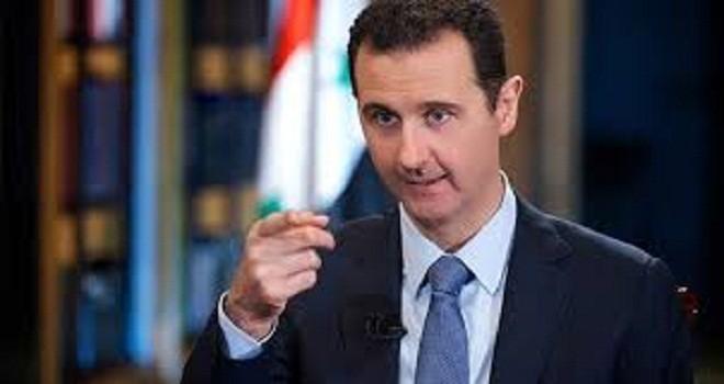 Esad'dan Trump  yorumu