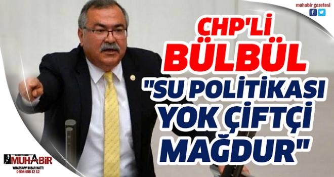 CHP'Lİ BÜLBÜL