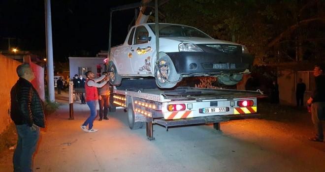 Nazilli'de hareketli gece: 6 kişi aranıyor