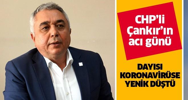 CHP'li Başkan Çankır'ın acı günü