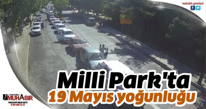Milli Park'ta 19 Mayıs yoğunluğu