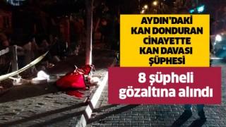Aydın'daki cinayette 'kan davası' şüphesi