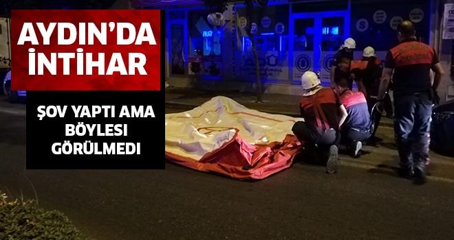 Aydın' da intihar alarmı!