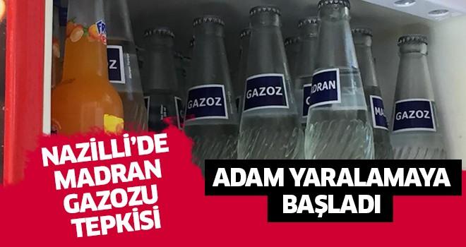 Nazilli'de Madran Gazozu isyanı!