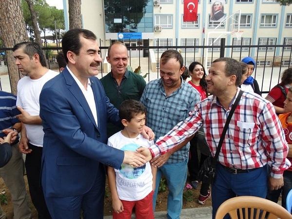 AK Partili Erdem'den emeklilere toplu konut müjdesi