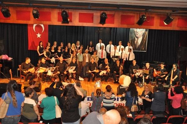 'Anadolu'dan Esintiler' coşturdu