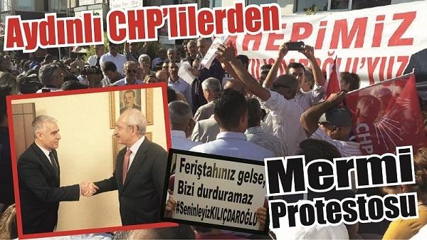 Aydınlı CHP'lilerden Kılıçdaroğlu'na tam destek