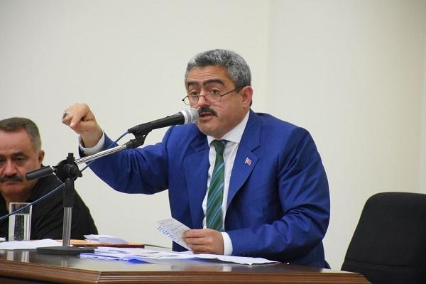 Belediye Meclisinde 2015 Faaliyet Raporu Görüşüldü