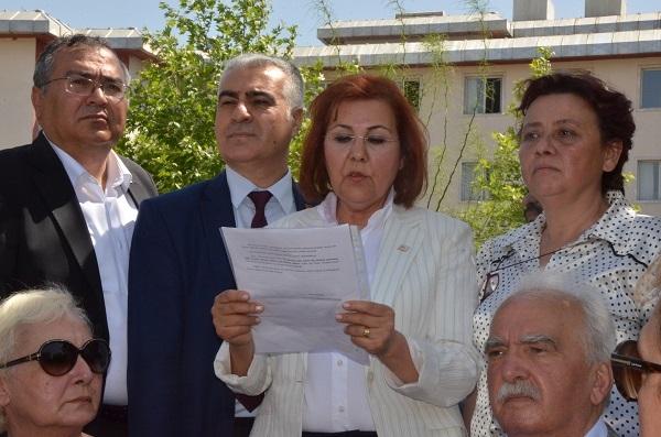 CHP'den Kıntaş'a büyük destek