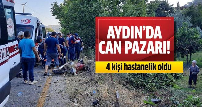 Aydın'da can pazarı!
