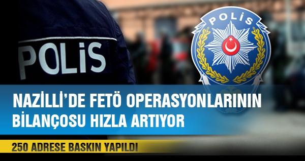 FETÖ Operasyonlarının Bilançosu Hızla Artıyor