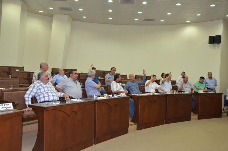 Nazilli Belediye Meclisi Biraraya Geldi