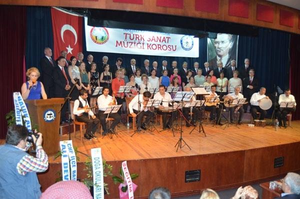 Nazilli Kaymakamlığı TSM konseri Coşturdu
