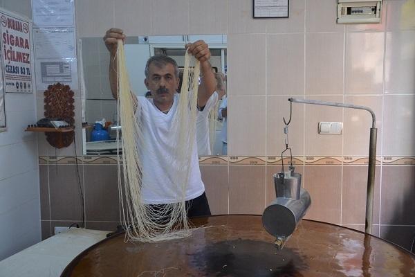 Nazilli'de 1 Asırdır El Kadayıf Üretiyorlar