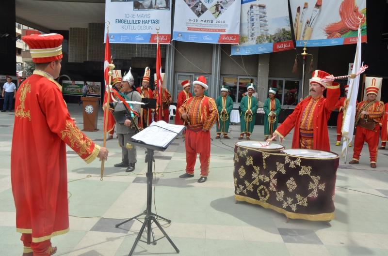 Nazilli'de Türkçülük günü gecikmeli kutlandı