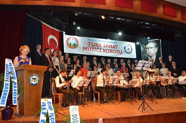 Türk Sanat müziğine doydular